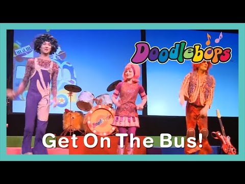 Get On the Bus | The Doodlebops Live! (2010)