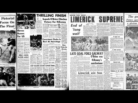 The Retro Sports Pages | Limerick's All Ireland win in 1973 |