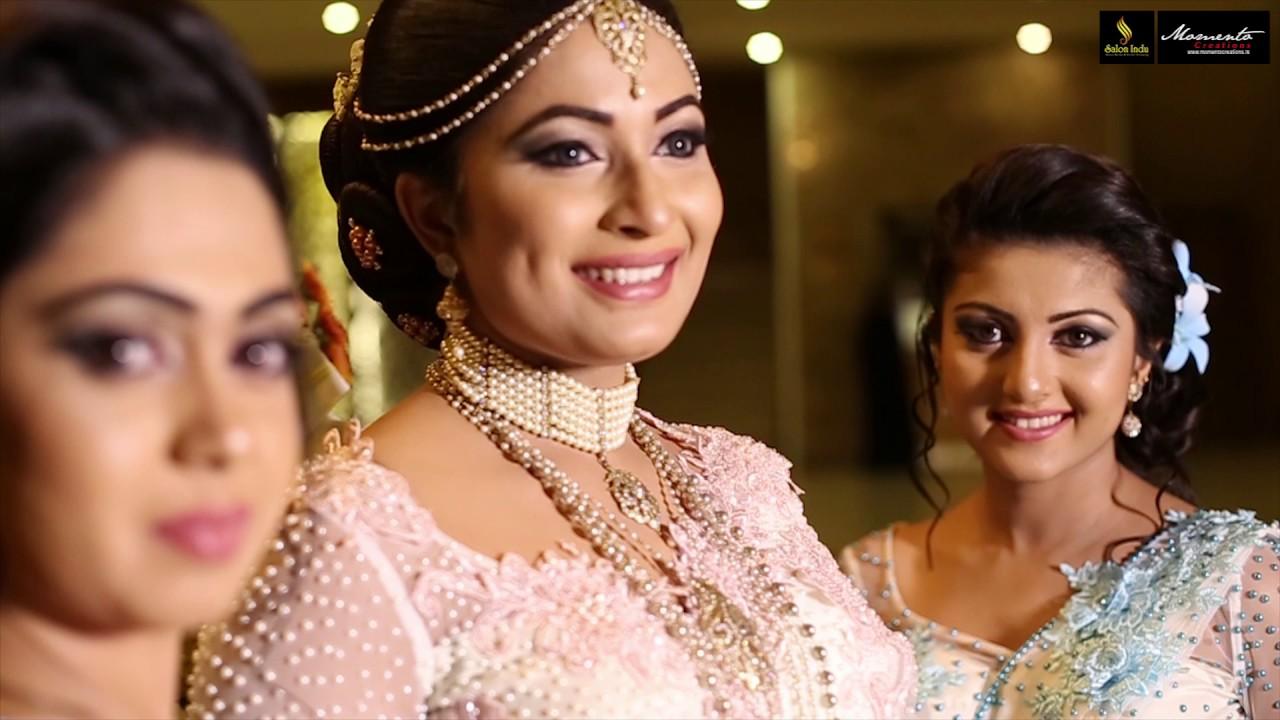 Kandyan Bridal Photo Shoot By Momento Creations With Mala