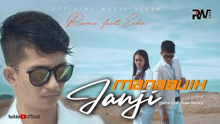 Download Mp3 Pop Minang Terbaru - Rama Feat Echa - Manabuih Janji