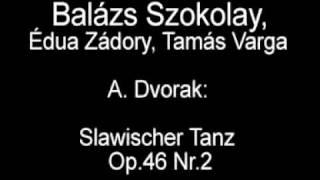 A. Dvorak: Slawischer Tanz  Op.46 Nr.2 - Balázs Szokolay
