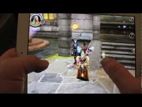 Order And Chaos Online Update 1 For IPhone/iPod/iPad/Android