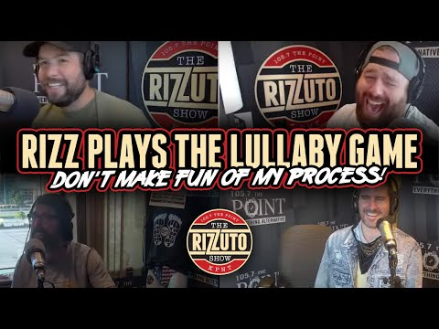 RIZZ plays the LULLABY GAME for the first time! [Rizzuto Show]