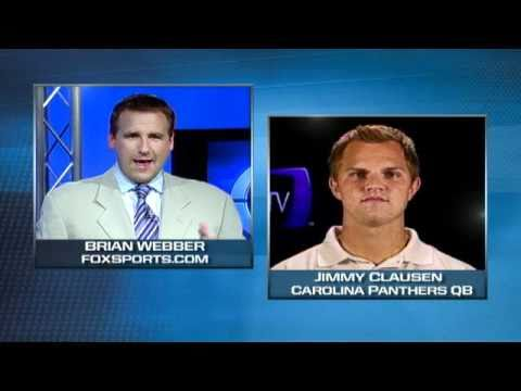 FOXSports: Jimmy Clausen Interview and FLOTV