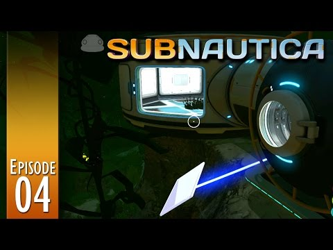 Power to the People! - Let's Play Subnautica Ep. 04