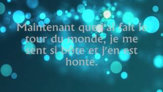 Axel Tony - Avec Toi (Lyrics/Paroles)