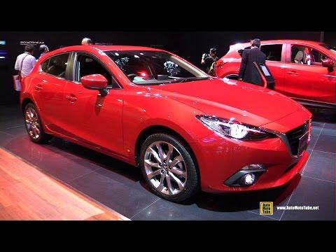 2016 Mazda Axela Sport Diesel ( Mazda 3 ) - Exterior, Interior Walkaround - 2015 Tokyo Motor Show