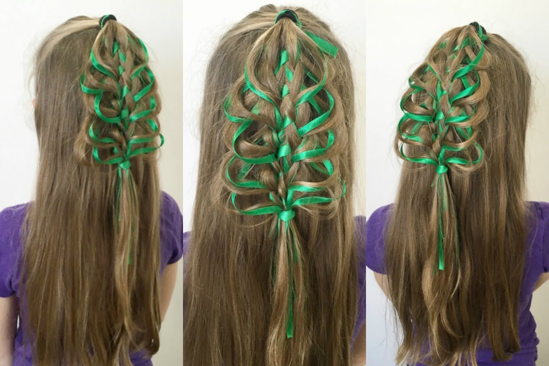 how to get christmas tree sap out of hair