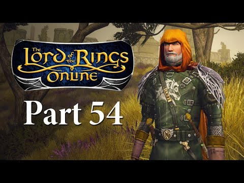 Lord of the Rings Online Gameplay Part 54 – Unfinished Business – LOTRO Let's Play Series