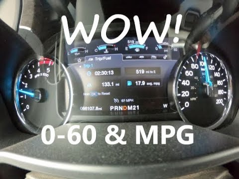 TUNED POWERSTROKE 0-60 & MPG BANKS DERRINGER & DATA MONSTER