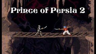 Prince of Persia 2 Full Walkthrough (All Mega Health Potions)