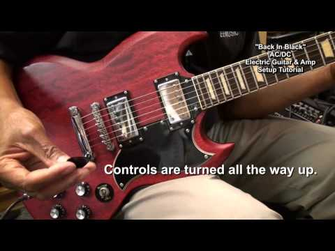 Classic Rock Guitar ACDC Electric Power Up PWR Angus Young Horns P3 R/éplica en Miniatura de Guitarra y p/úas