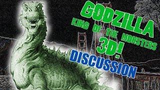 Lost, Found, But Never Filmed #1- Steve Miner's Godzilla