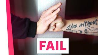 Handshake Fail