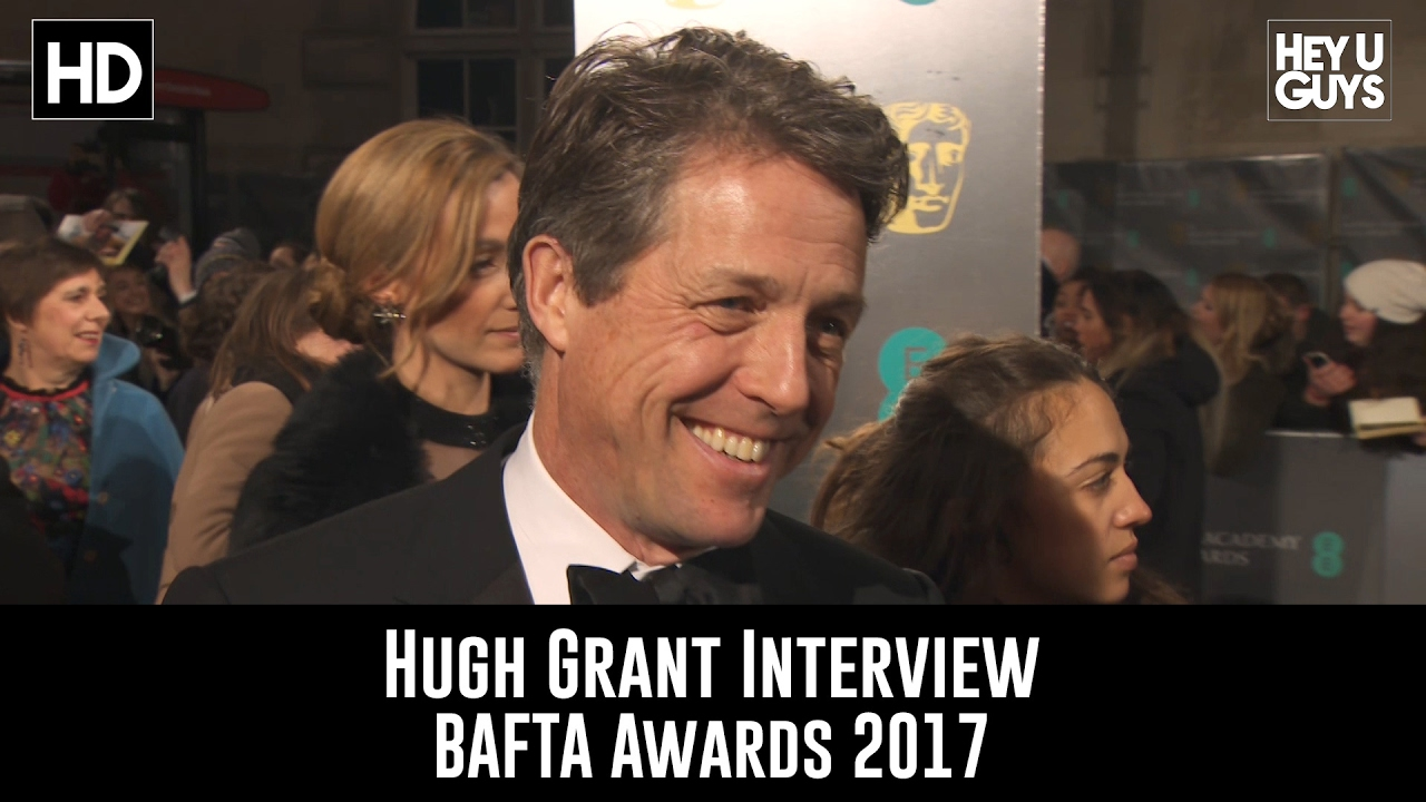 Hugh Grant Interview -...