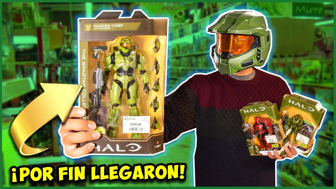 Download Compré las Nuevas Figuras de Halo Infinite | Cacería de Juguetes | El tio pixel