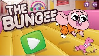 The Amazing World of Gumball - The Bungee | Cartoon Network Games