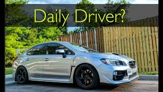homepage tile video photo for DAILY DRIVING  a WRX STI on COILOVERS?