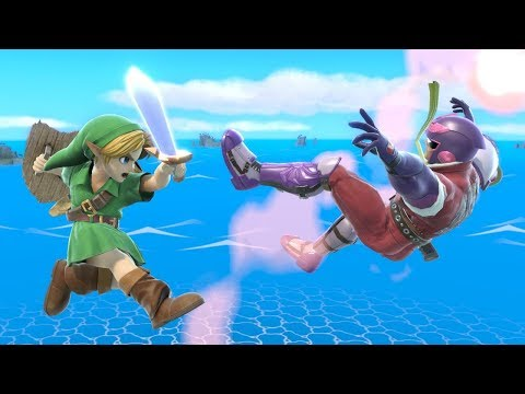 Top 10 Most Savage Combos #2 - Super Smash Bros. Ultimate thumbnail