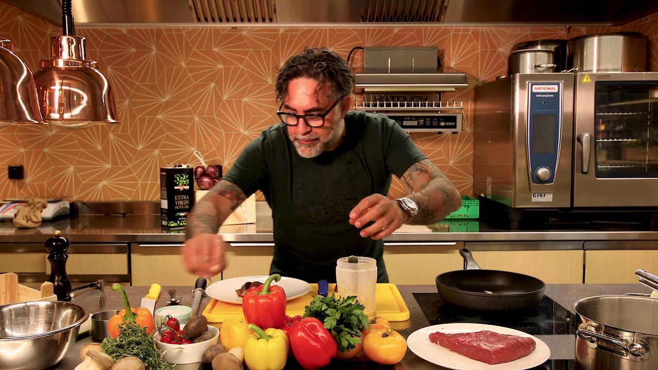 Cook it Like Gio: Ananastomate mit Pilzcreme (Staffel 2, Folge 3)
