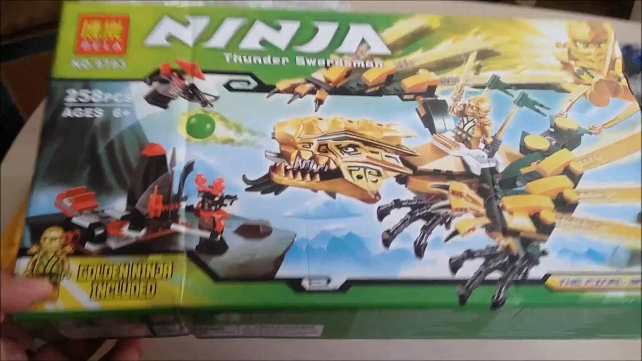 Lego Ninjago Aliexpress Youtube