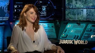 "Bryce Dallas Howard: Chris Pratt Is ""Make You Pee in Your Pants"" Funny"