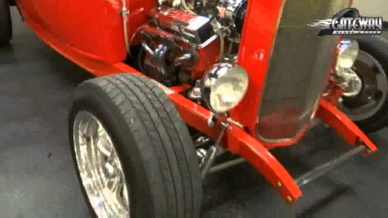 1932 Ford Roadster for sale at Gateway Classic Cars in St. Louis, MO ...