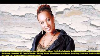"Alison Hinds - Born Wit It (Bumpa Riddim, Produced By Blood) ""2013 Soca"""