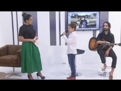 Pedro Nunes, cantor de Joinville, fala da carreira e planos para o futuro | SBT e Você