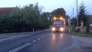 transport niskopodwoziowy transport ponadnormatywny kombajn tel. +48 600 02 02 05