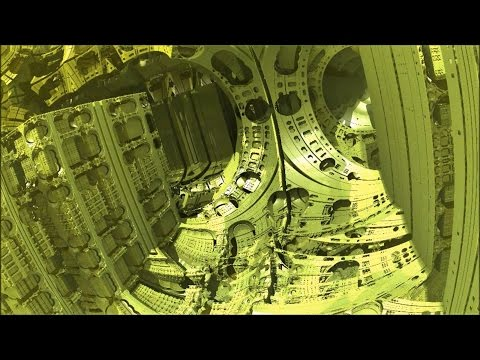Flying Into The Depth Of Mandelbox
