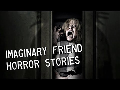 """3 Chilling """"Imaginary"""" Friend Horror Stories *NOSLEEP* [Feat. The Sinful Savant]"""