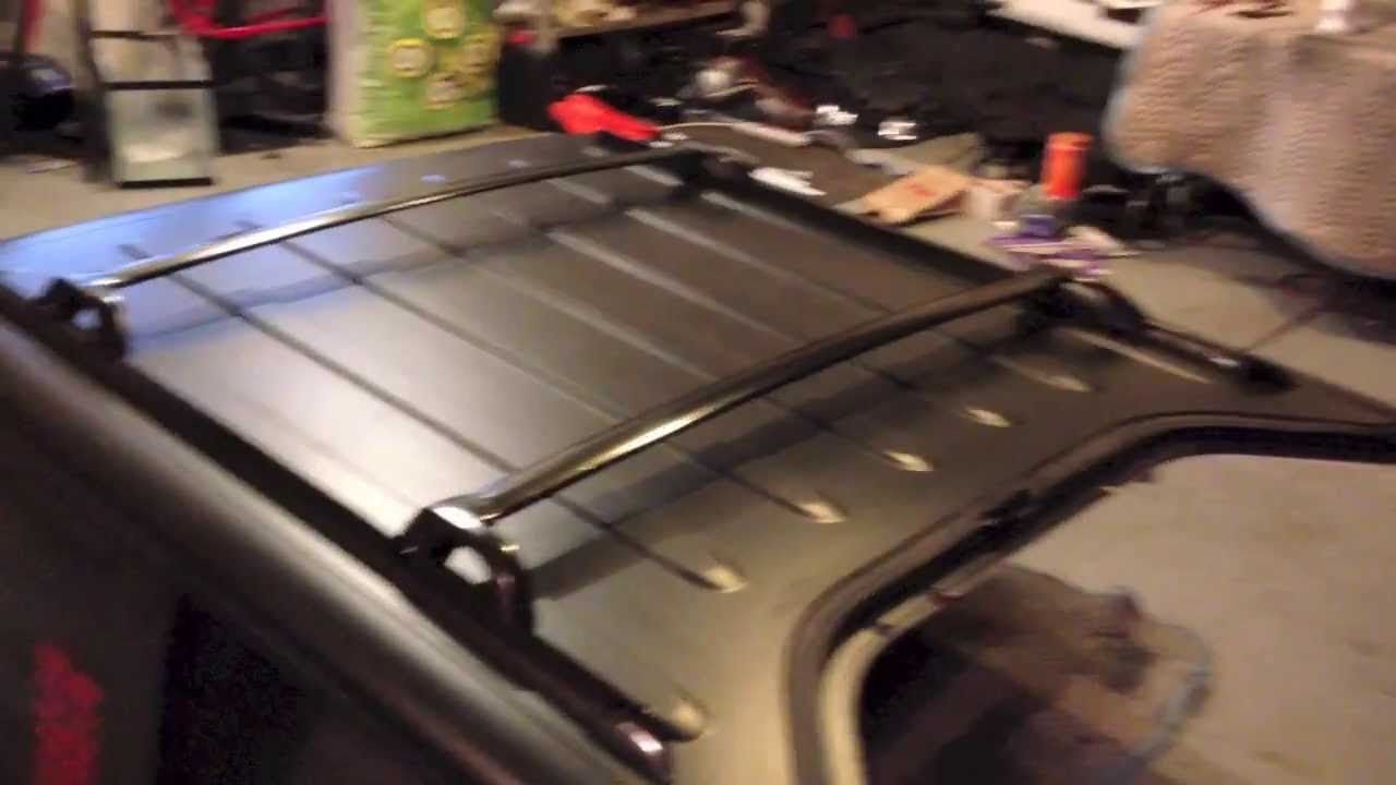 Jeep Jk Xj Roof Rack Conversion Youtube