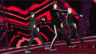 [MMD] Persona talk dirty to me