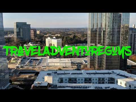 Grand Hyatt Atlanta In Buckhead - King Bed Room Club Level (Full Room Tour)