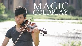 Baixar - Magic Coldplay Violin And Guitar Cover Daniel Jang Grátis
