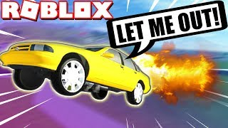 NUOVO TAXI TROLLING in VEHICLE SIMULATOR! (Roblox)