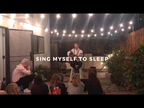 Sing Myself To Sleep - Suriel Hess (live At Saturday's At Seven)