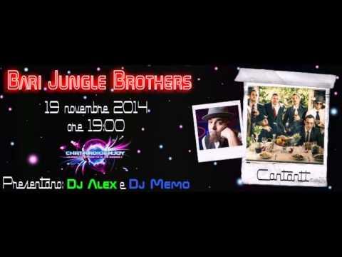 RadioEnjoy presenta i bari jungle brothers