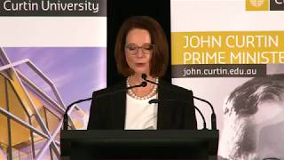 Great Reform Requires Courage - Julia Gillard