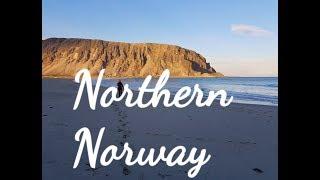 BEAUTIFUL NORTHERN NORWAY - SANDJORDEN, KJØLNES LIGHTHOUSE, BERLEVÅG, GUN BATTERY VEINESODDEN