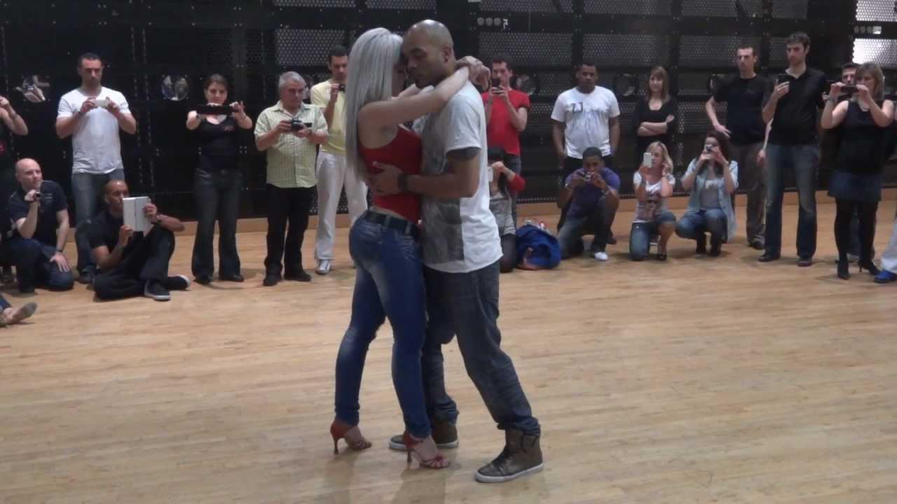 how to kizomba dance steps