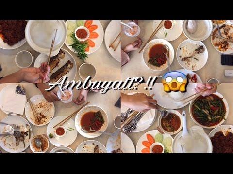 Vlog Brunei Trip 2017: Ambuyat ?!!! l Wanda Qis