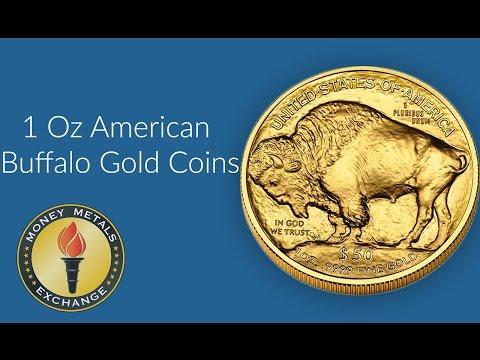 American Gold Buffalo Coin | U.S. Mint  | Money Metals Exchange