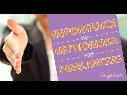 Why Networking Is So Important For Freelancers