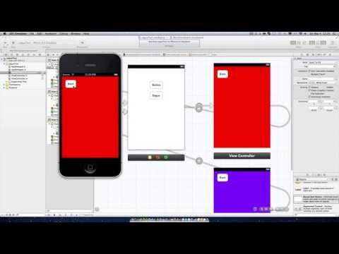 Xcode Tutorial: How To switch to StoryBoard Views Programmatically