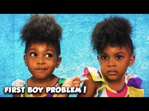 Download Youtube: First Boy Problem! 😬 (twin talk)