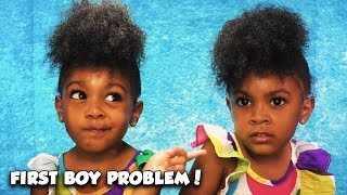 FIRST BOY PROBLEM | TWIN TALK