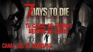 7 Days to Die: 2º Temporada | Día 5: Preparando la noche 7 #5🇪🇸