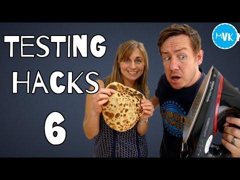 KITCHEN HACK TESTING #6